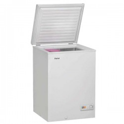 Lada frigorifica Haier BD-103RAA, 172 kWh/an, 106 L, alb