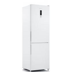 Combina frigorifica Severin KGK 8942, Clasa A++, 234 KWh/an, 314 L, Total No Frost, inverter, inox negru