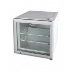 Mini vitrina frigorifica Tecfrigo PUNTOGEL 50, capacitate 50 L, temperatura -18º C, alb