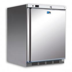 Mini congelator Tecfrigo PL 201 NTSX, capacitate 119 L, temperatura -10/-25º C, inox