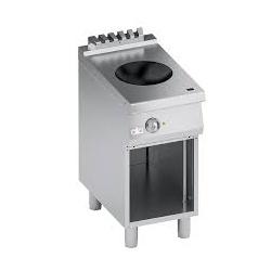 Masina de gatit electrica, Ata Italia K7EWK05VV, cu arzator wok inductie si suport deschis