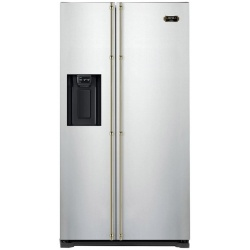 Side by Side Lofra GFRWS619, 619 l, Clasa A+, No Frost, H 180 cm, Inox