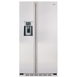 """Side by side incorporabil IOMABE Luxury """"K"""" Series ORE24CGF30, clasa A+, 572 l, No Frost, Inox"""
