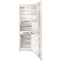 Combina frigorifica incorporabila Fulgor Milano FBCD 362 NF ED, Clasa A++, 282 litri, Latime 54 cm,