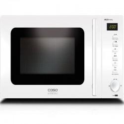 Cuptor cu microunde Caso MG 20 menu white,microunde 800W,grill 1000W,alb
