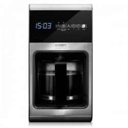 Filtru de cafea Caso 01850 ,1150W,10 cesti,negru/otel inoxidabil